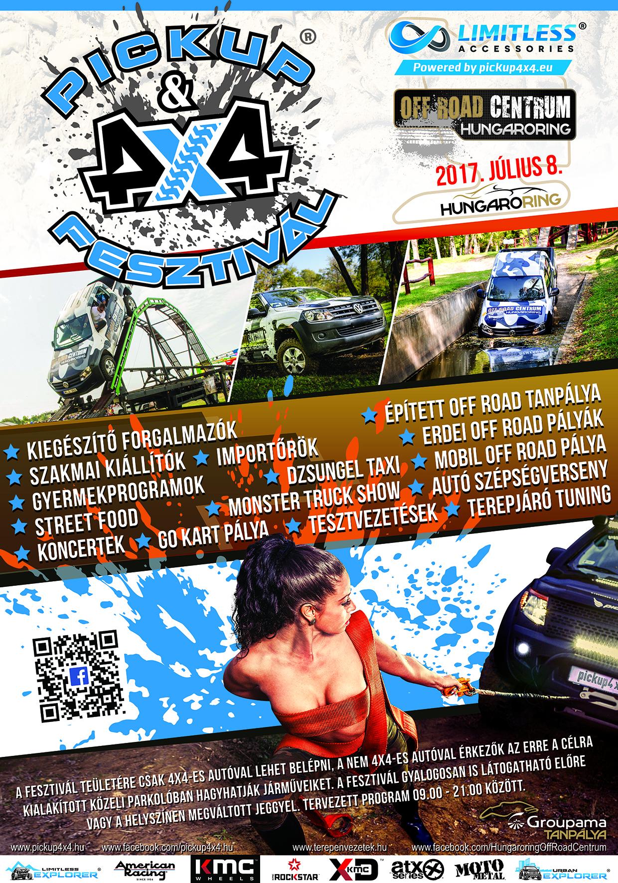 Pickup4x4 fesztival
