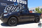 FORD_RANGER_WITH_KMC_HEIST_XD818_MATTE_BLACK_1