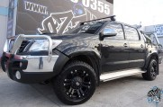 TOYOTA_HILUX_3.0_WITH_KMC_XD_SERIES_MONSTER_XD778_MATTE_BLACK_2