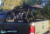 VW Amarok - Rocky Hunter Set by Limitless Accessories 6